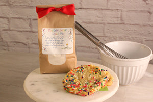 Rainbow Cookie Mix by Sunflour Baking Company