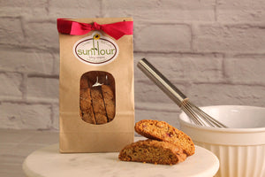 Biscotti Cookies by Sunflour Baking Company