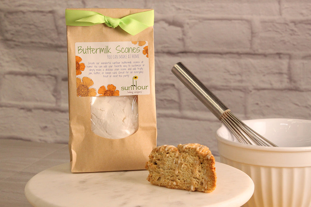 Buttermilk Scone Mix by Sunflour Baking Company