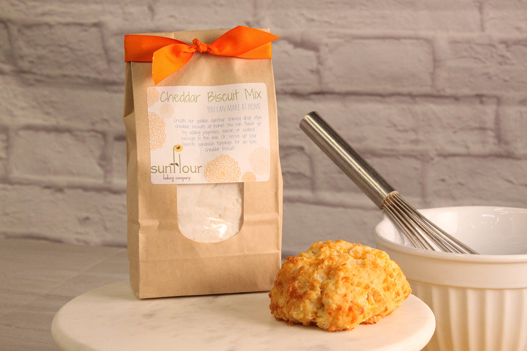 Cheddar Biscuit Mix by Sunflour Baking Company