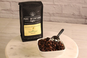 Pure Intentions Coffee by Sunflour Baking Company