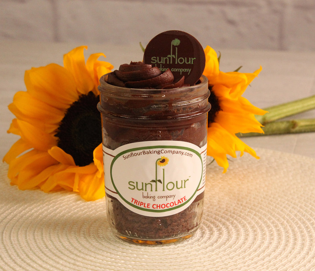 Triple Chocolate by Sunflour Baking Company
