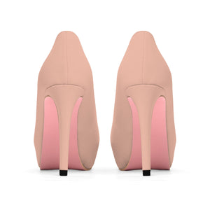 Women's Platform Heels | Peachy Time