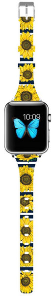 Simply Southern -Watchband - Sunflower