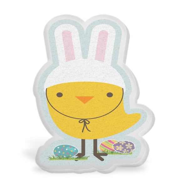 Easter Chick Acrylic Interchangeable Button