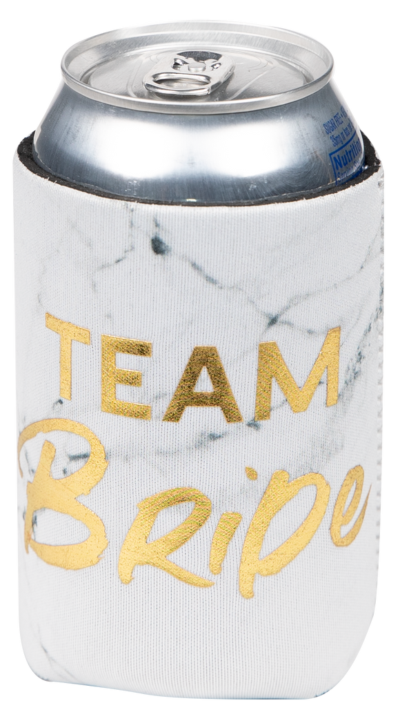 Simply Southern Beverage Holder with Cash/Card Pocket - Team Bride