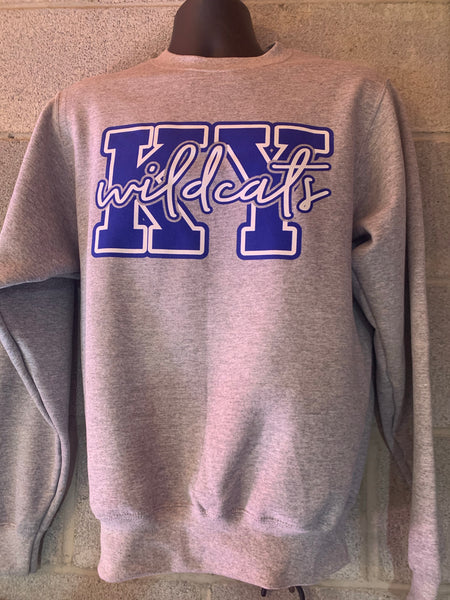Kentucky KY Wildcats Sweatshirt