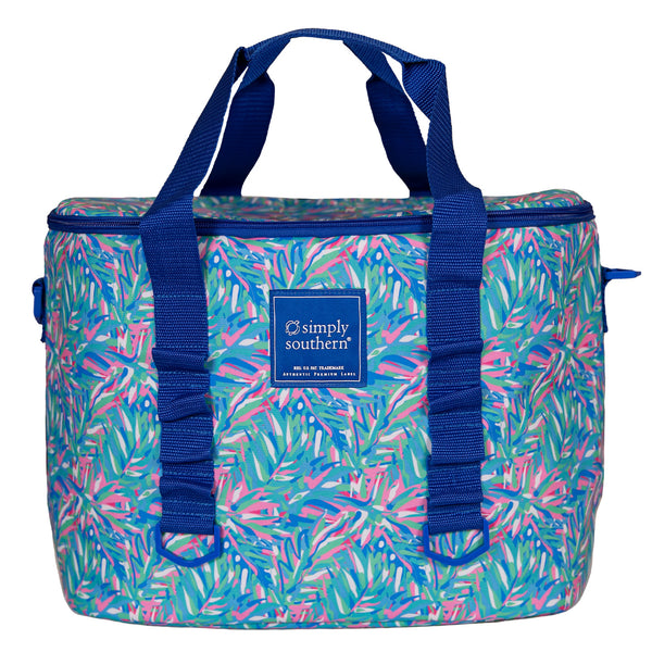 Simply Southern Abstract Pattern Large Cooler Tote Bag