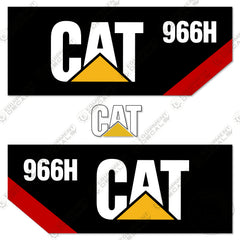 Series 2 Caterpillar 950F Decal Kit Front End Loader Equipment Decals 950 F
