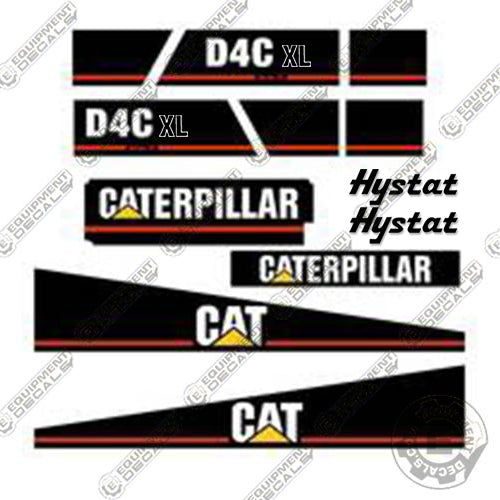 Dozers – Equipment Decals