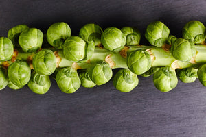 Outstanding Vitamins and Minerals in Brussel Sprouts.