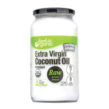 Oil Coconut Virgin 900g