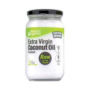 Oil Coconut Virgin 300g