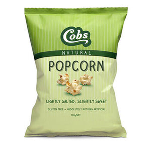 Popcorn Natural Sweet & Salty 120g