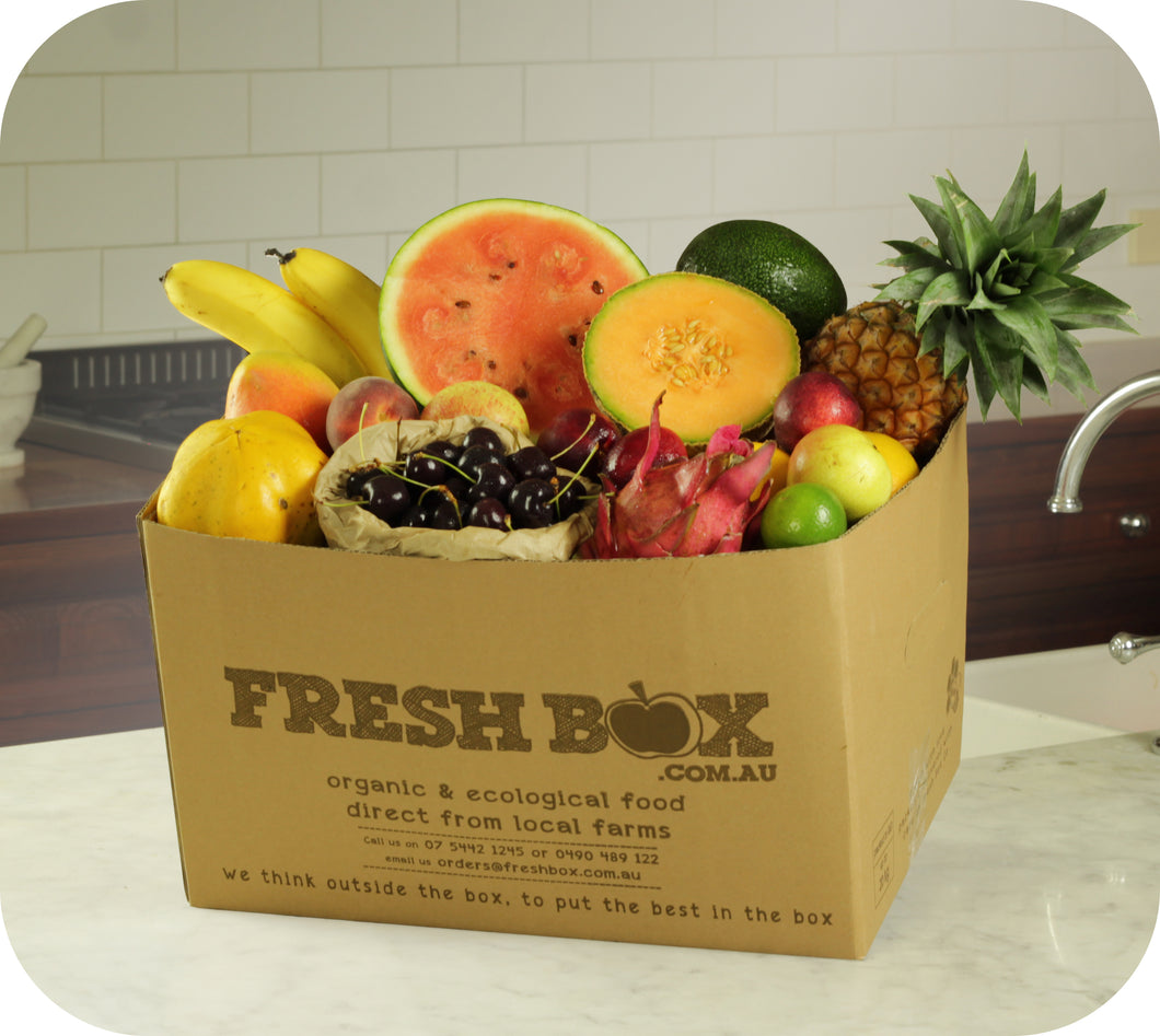 Fruit Box Medium