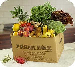 Fruit & Veg Box Large (2-5p)