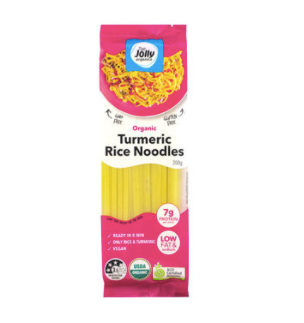 Noodles Turmeric & Rice 200g