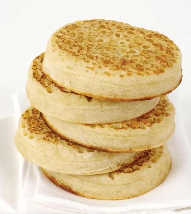 Crumpets Vegan - 6 Pack