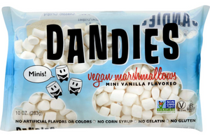 Marshmallow Mini's Vegan