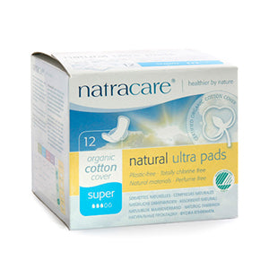 Pads Cotton Super 12 Pack