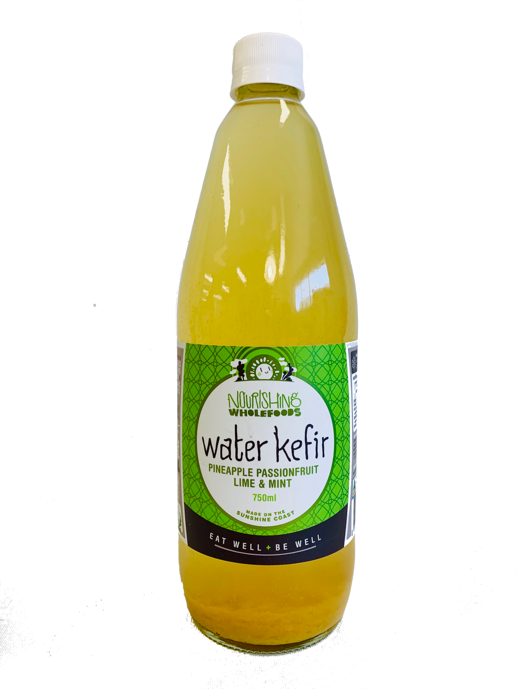 Kefir Pineapple, Passionfruit, lime & Mint 750ml