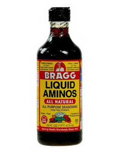 Amino Bragg Liquid | All purpose soy seasoning 946ml
