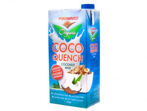 Milk Coconut Quench 1 Litre