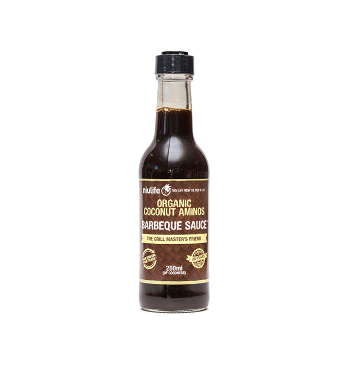 Sauce Coconut Amino BBQ 250ml