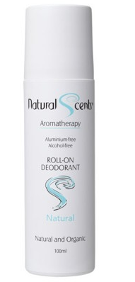 Deodorant Natural Scent Roll On Natural 100ml