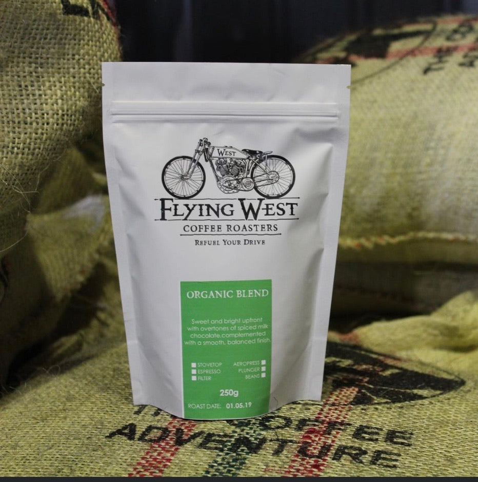 Coffee Beans Flying West 1kg