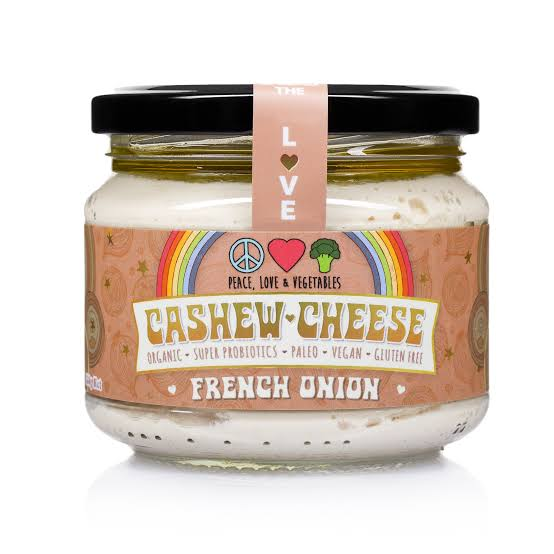 Cheese Cashew French Onion 300g