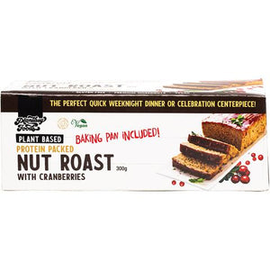 Nut Roast with Cranberries 300g