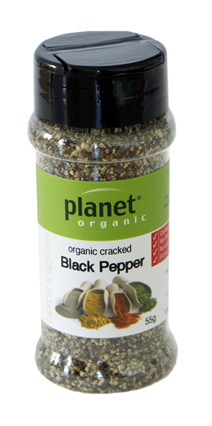 Cracked Pepper 55g
