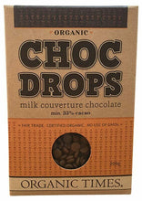 Chocolate Chips Milk 200g