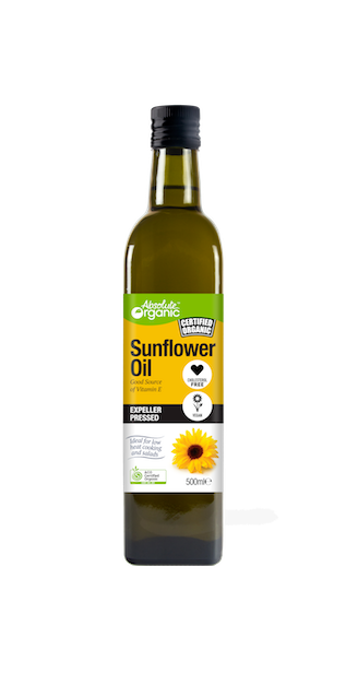 Oil Sunflower 500ml