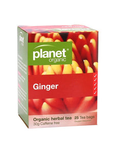 Tea Ginger 25 Bags