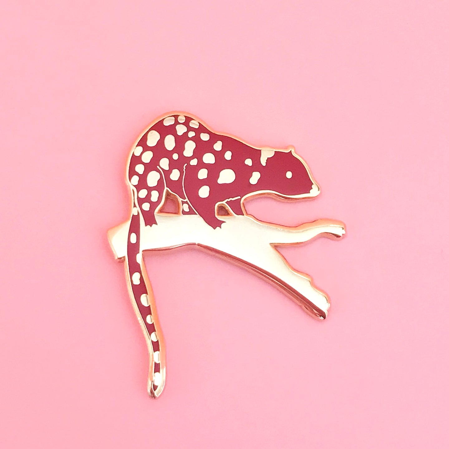 Enamel Pin - Quoll Donation