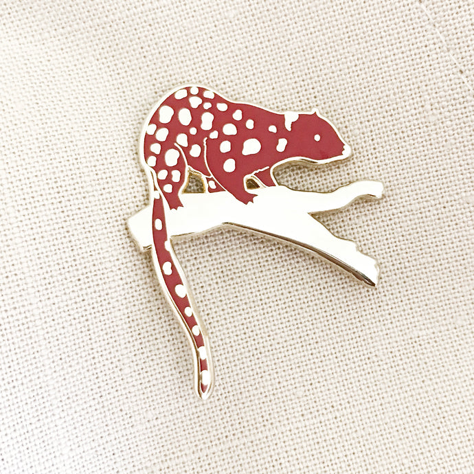 Enamel Pin - Quoll SECONDS SALE
