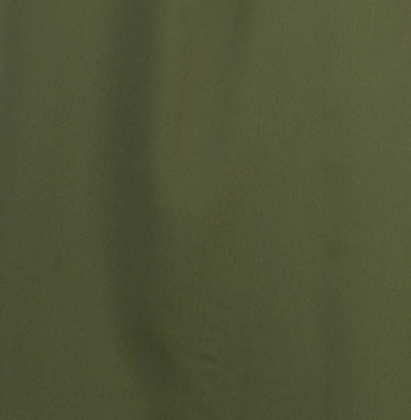 Soft and high quality olive green fabric by AYANI