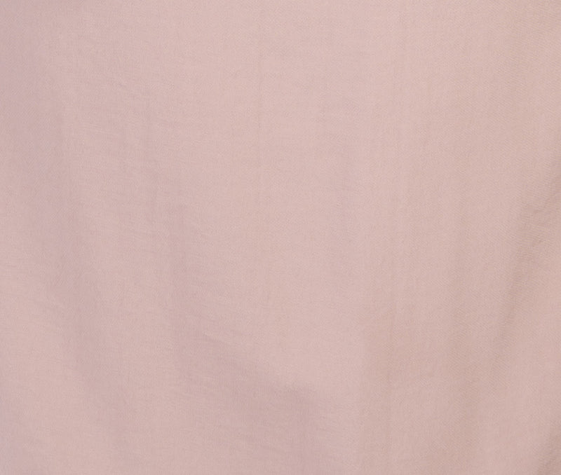 Zoom into soft and high quality dusty rose beige fabric by AYANI
