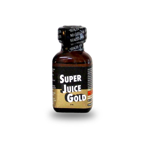 Poppers juice gold anal