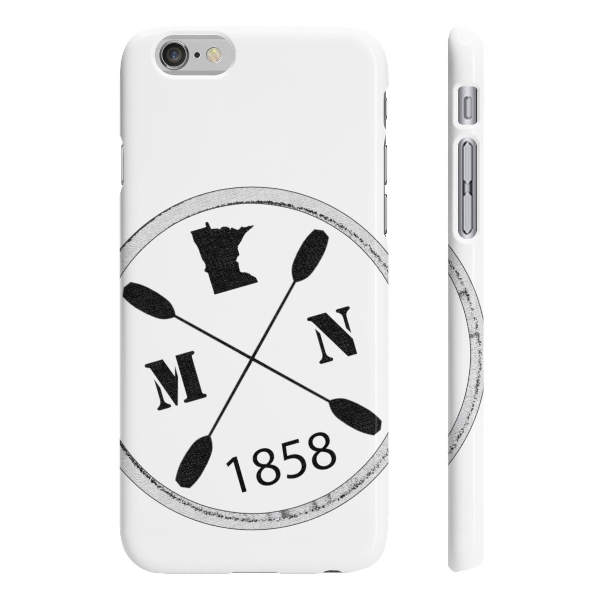 MN Kayak Logo Phone Cases