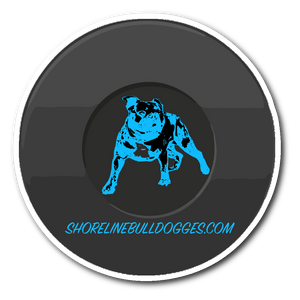 Shoreline Bulldogges Secondary Logo Sticker
