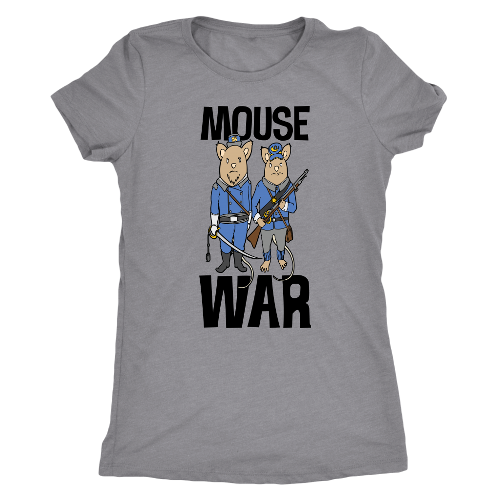 Middle of Somewhere MOUSE WAR! Women's