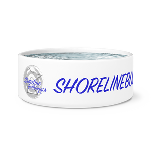Shoreline Bulldogges Dog Bowl