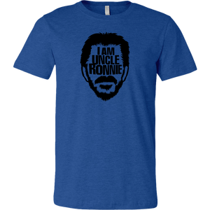 "I AM UNCLE RONNIE | The official ""Middle of Somewhere"" T-shirt"