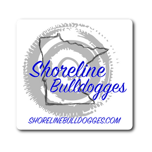 Shoreline Bulldogges Sticker