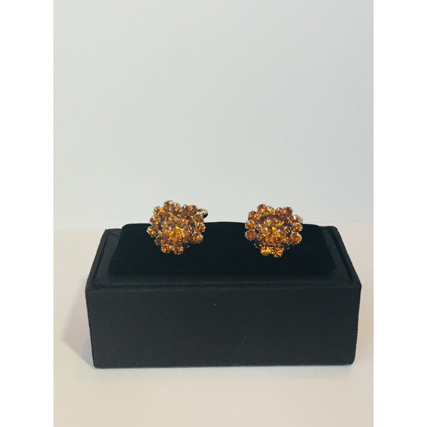 Swarovski Crystal - by Clinks Cufflinks