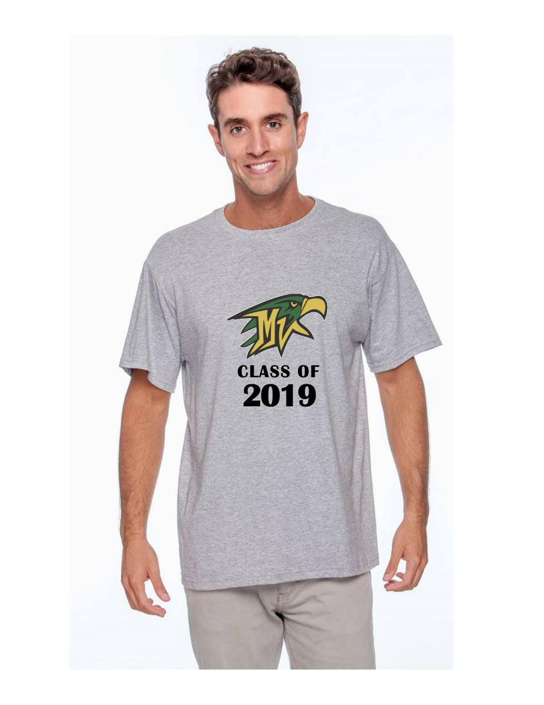 Mountain Vista Unisex Graduation Year T-Shirts- 2019-2024