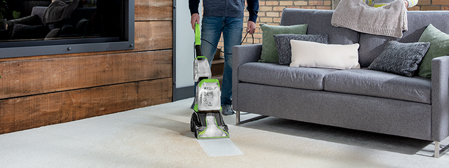 Full Size Carpet Cleaner Machine